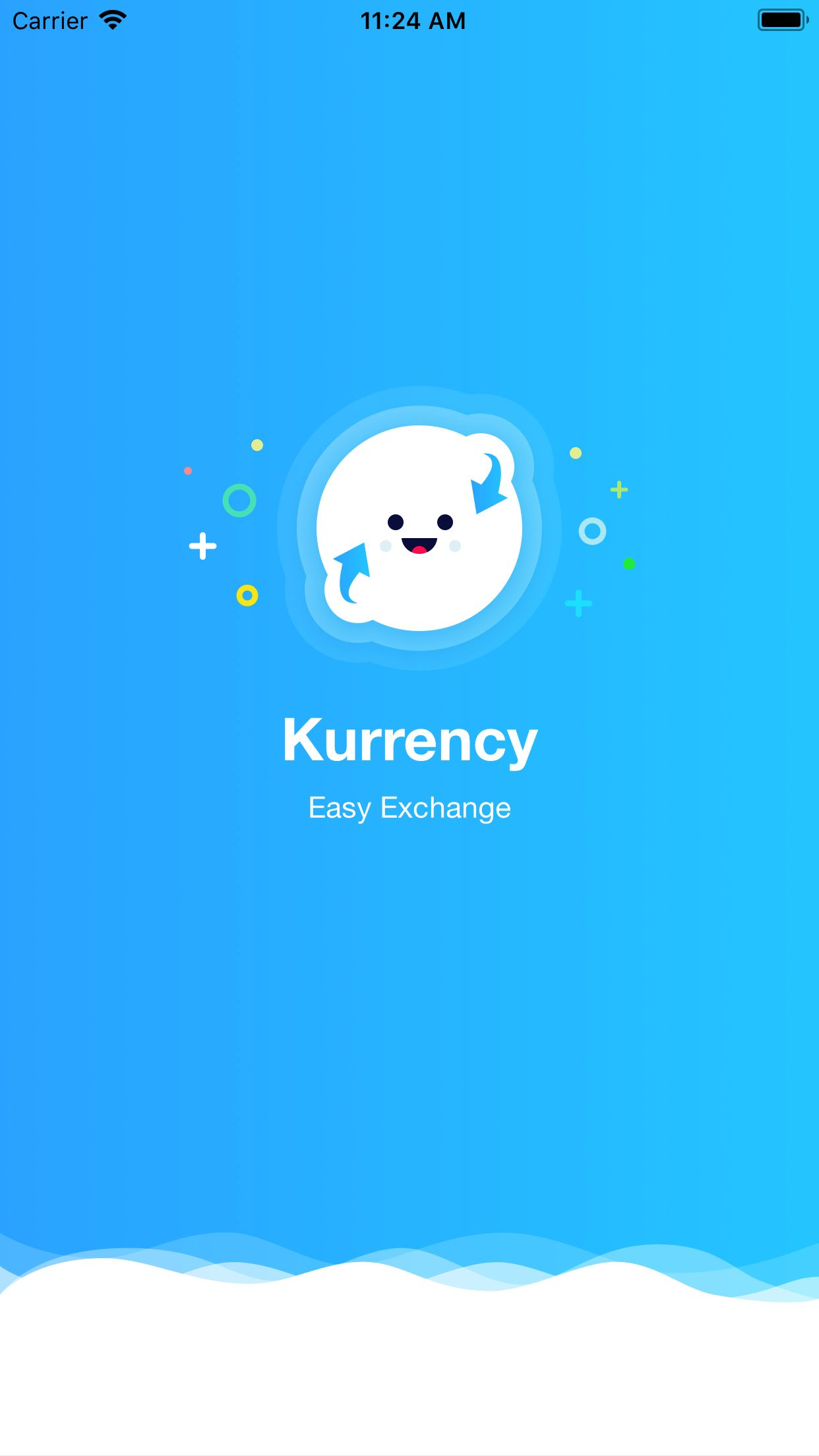 Kurrency - Currency Converter iOS Template Screenshot 4