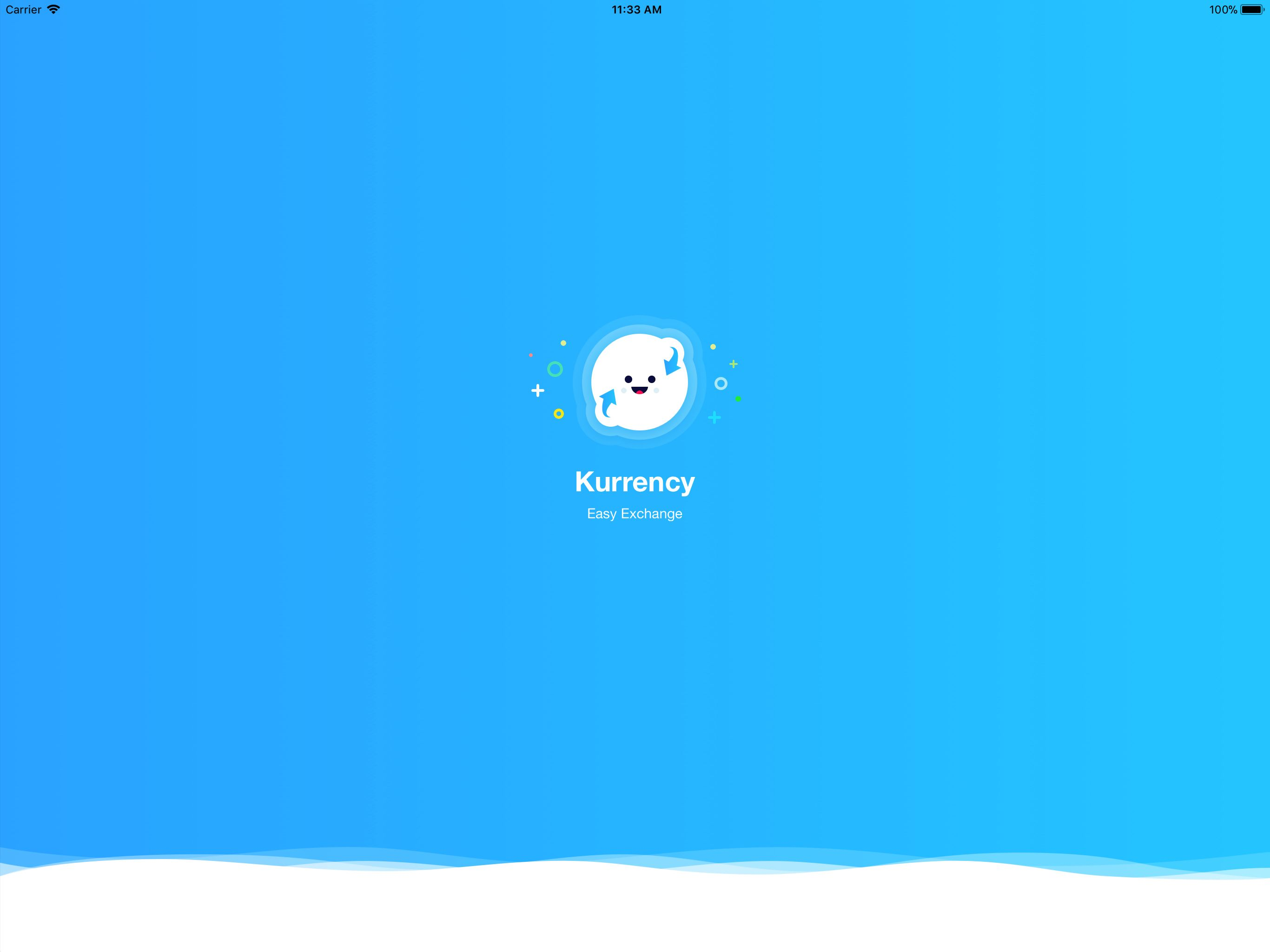 Kurrency - Currency Converter iOS Template Screenshot 7