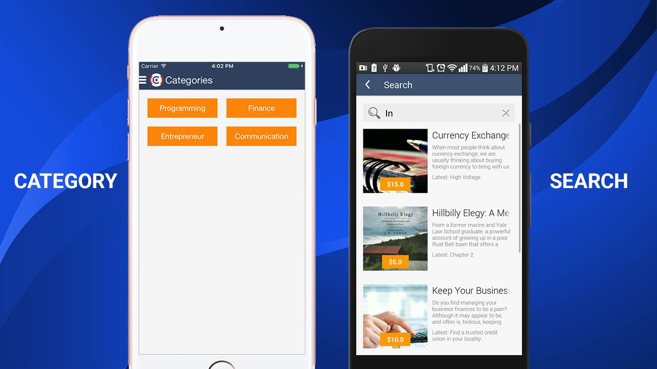 Best audiobook apps in Google Play Store