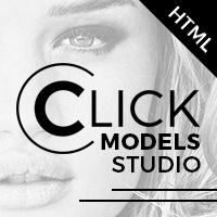 Click Models Studio - HTML Template