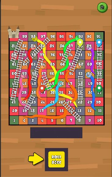 Snake And Ladder Game - Unity3D Source Code Screenshot 10