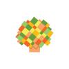 color-tree-logo-template