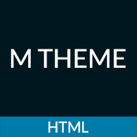 MTheme - Multi-Purpose One Page HTML5 Template