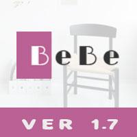 Bebe - PrestaShop Theme