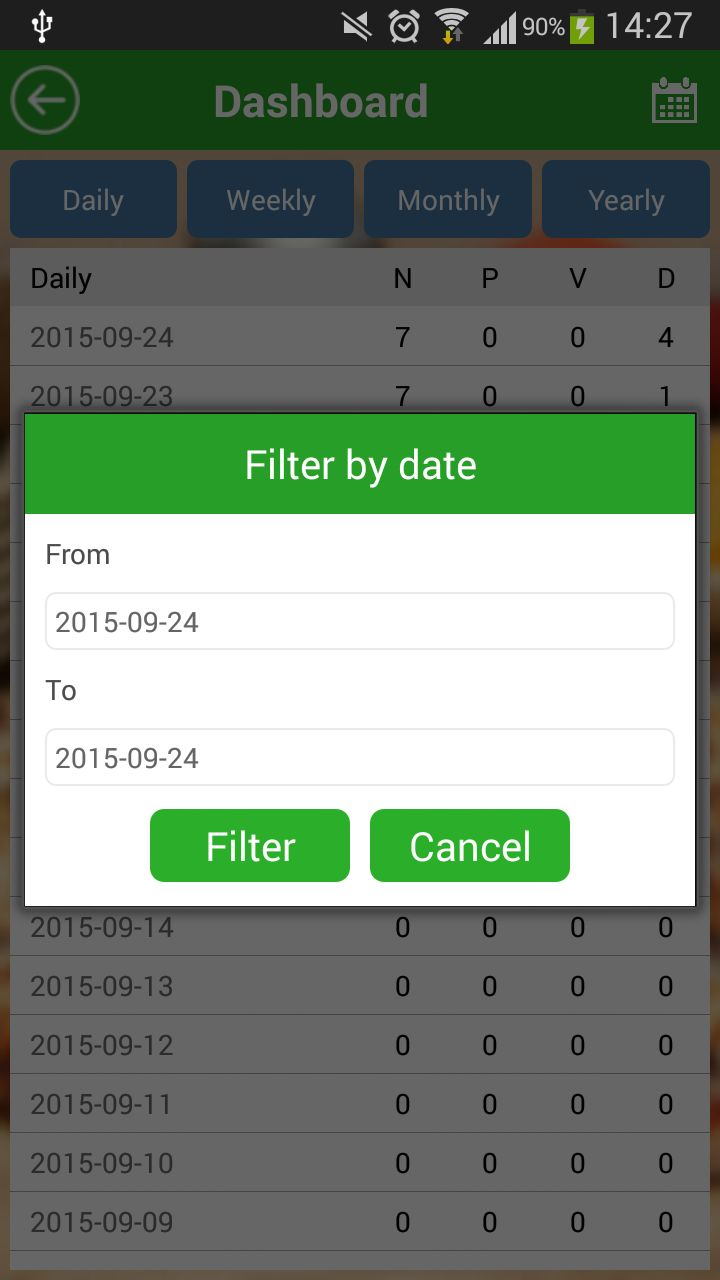 Food Ordering - Android Source Code Screenshot 17