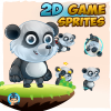 panda-2d-game-character-sprites-sheets