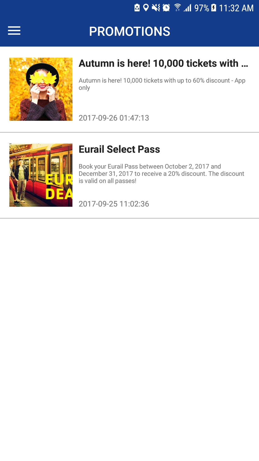 Bus Ticket Booking - Android App Source Code Screenshot 4