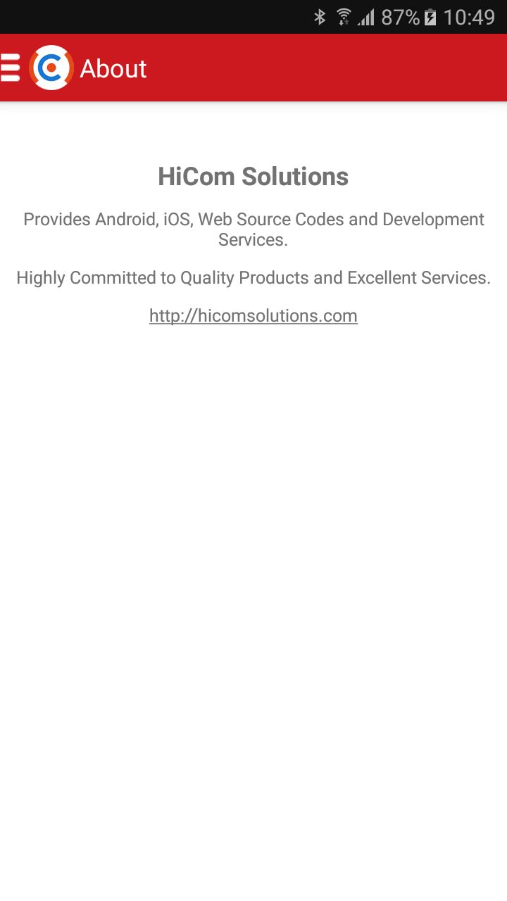 ePublish Marketplace - Android Source Code Screenshot 3