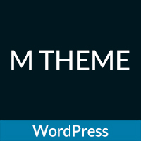 MTheme -  One Page Multipurpose Wordpress Theme