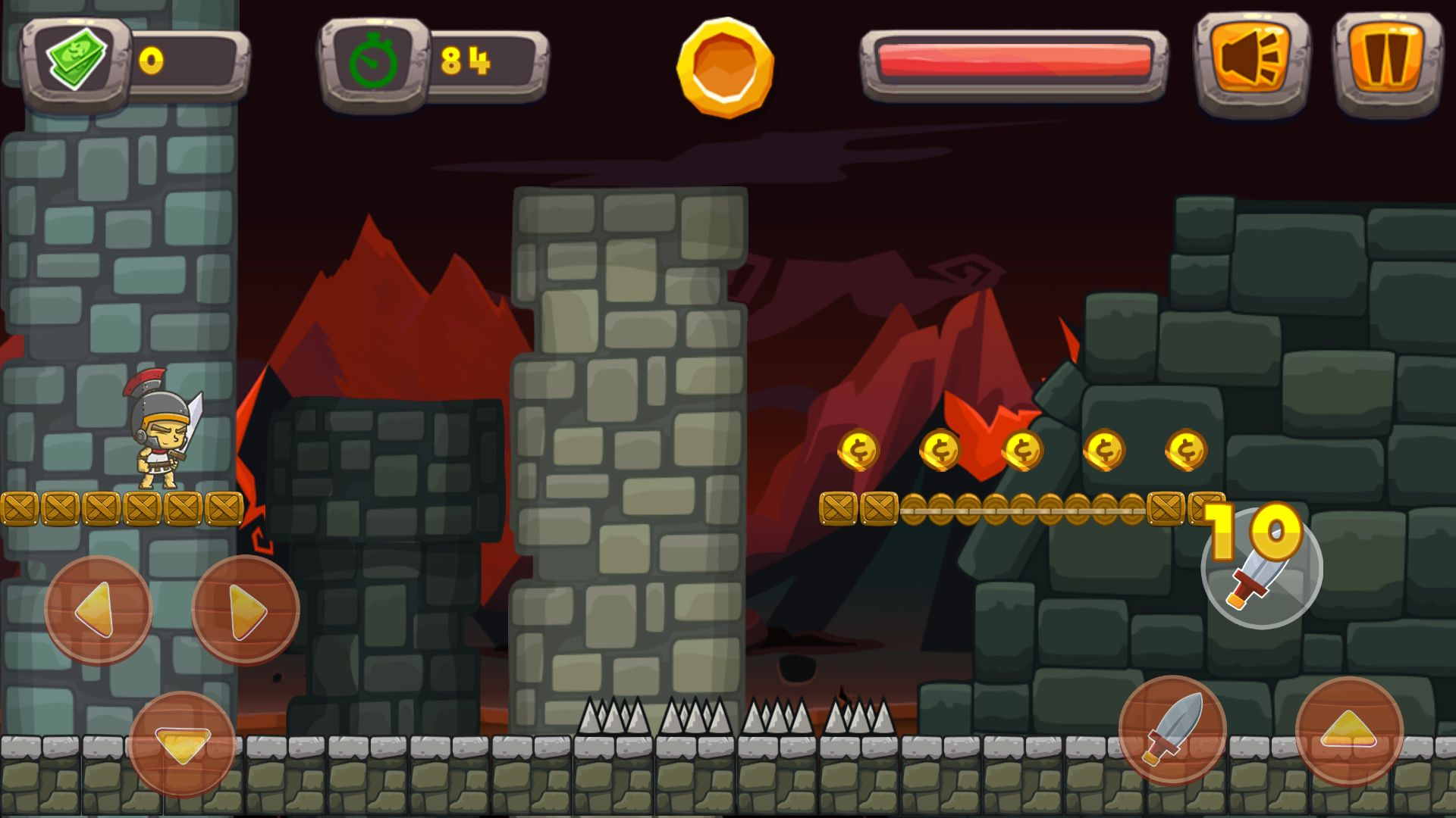 Knight Treasure - Unity Complete Project Screenshot 4
