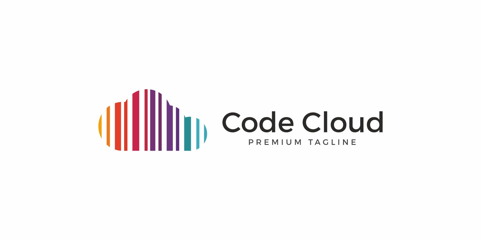 Code Cloud Colorful Logo Screenshot 4