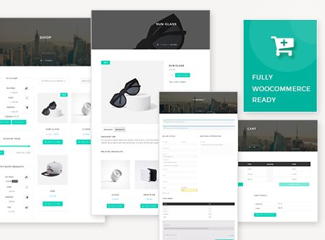 Bizplan Pro - WordPress Theme Screenshot 8