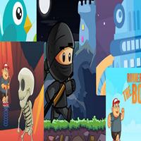 5 iOS Games Bundle - iOS Game Templates