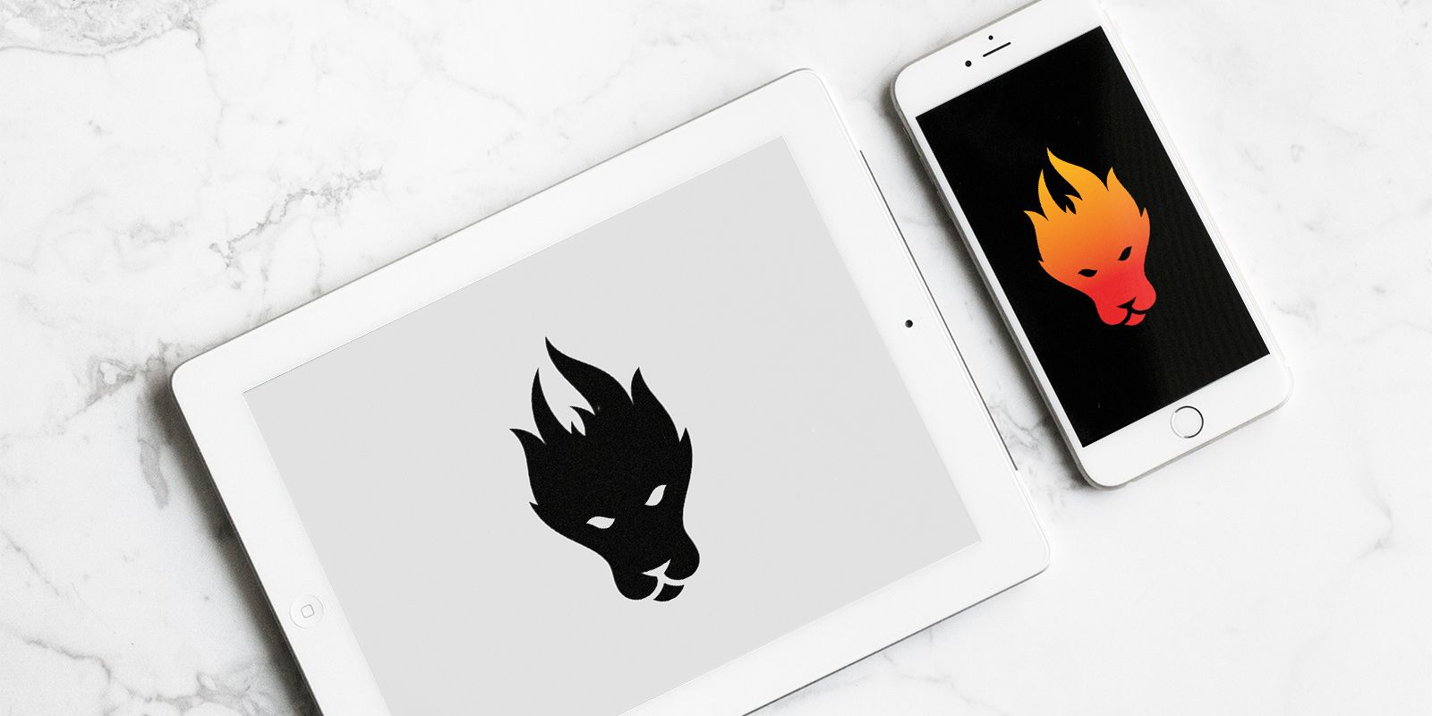 Wild Fire - Logo Template Screenshot 1
