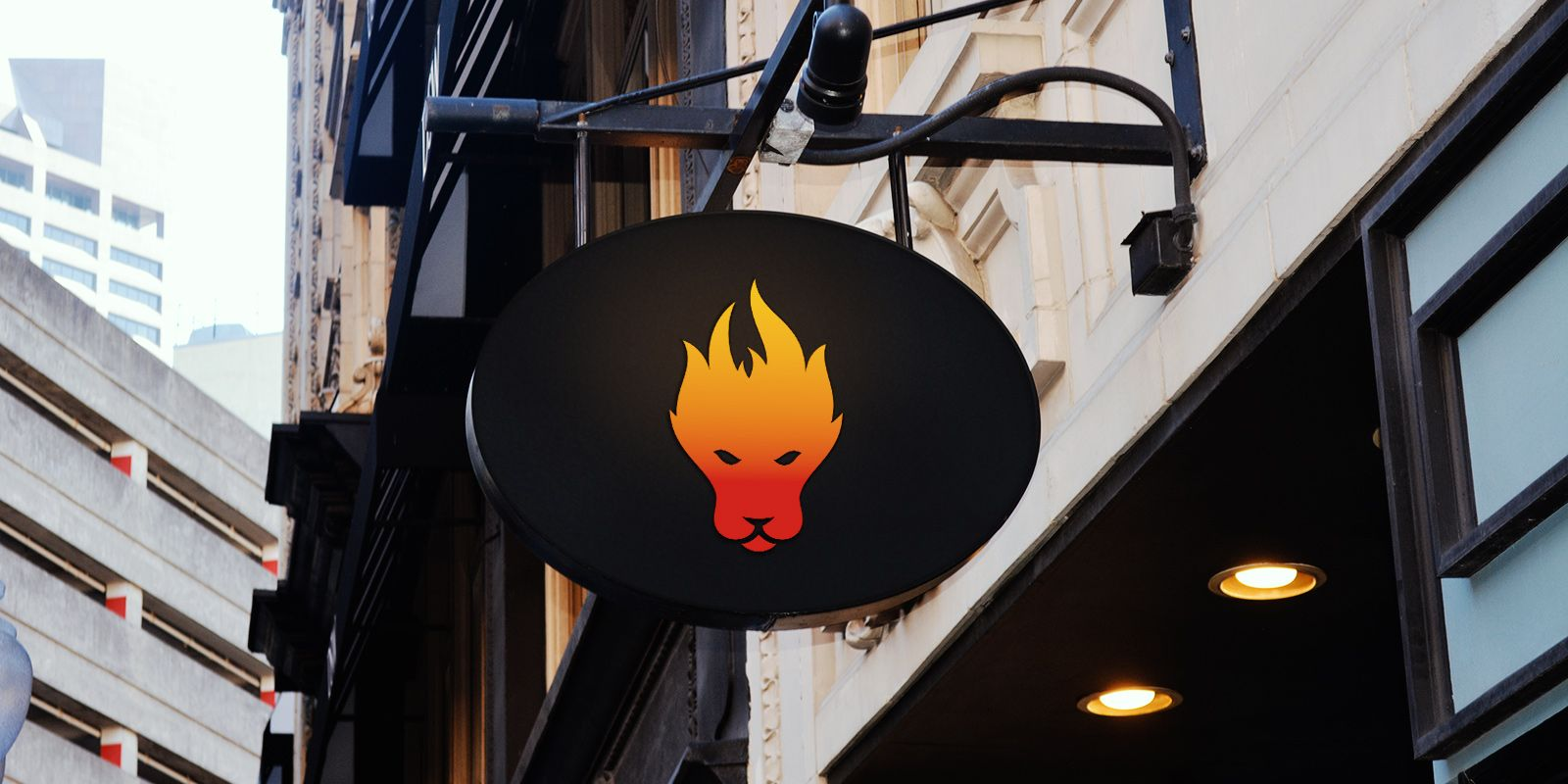 Wild Fire - Logo Template Screenshot 2