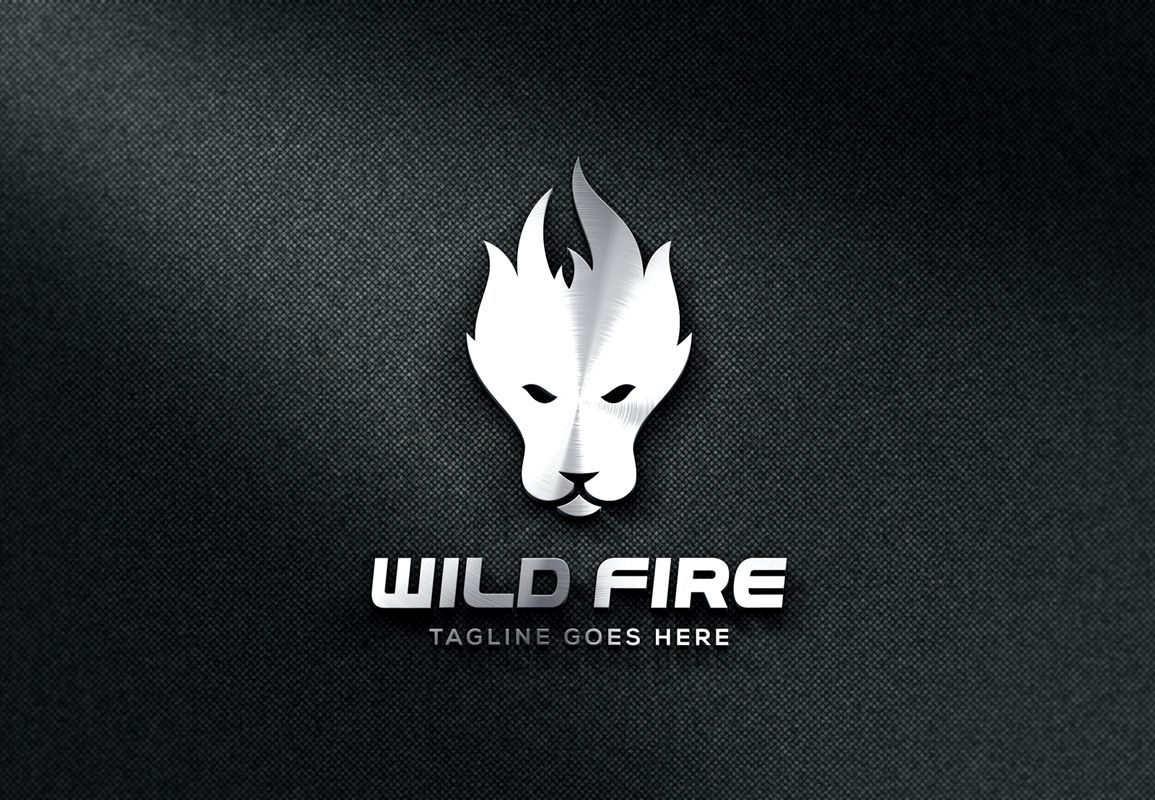 Wild Fire - Logo Template Screenshot 4