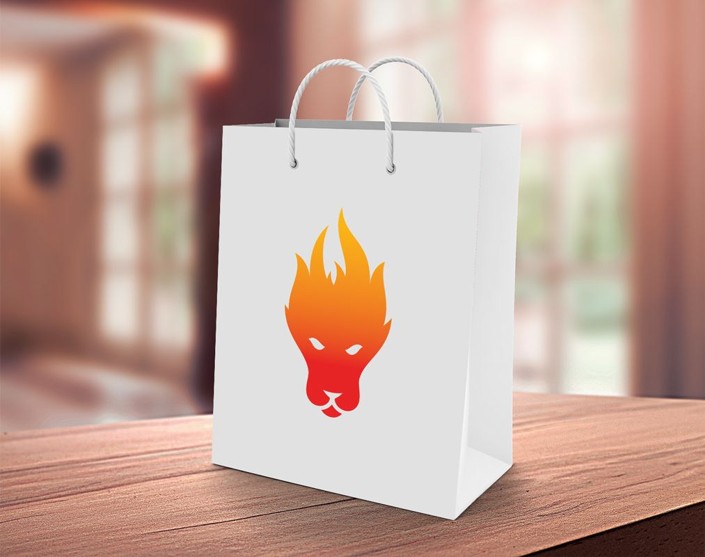 Wild Fire - Logo Template Screenshot 5