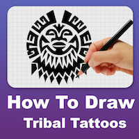 How To Draw Tribal Tattoos - Android Source Code