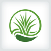 turf-grass-landscaping-logo-template