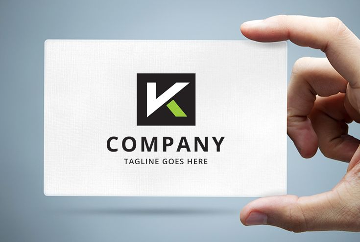 Letter K - Logo Template Screenshot 1