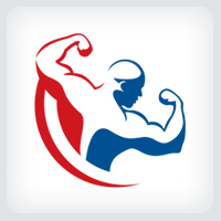 Body Builder - Logo Template