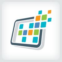 computer - Logo Template