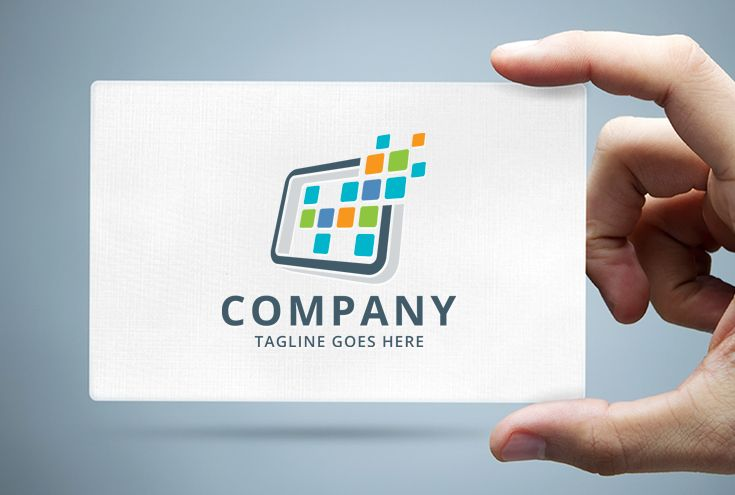 computer - Logo Template Screenshot 1