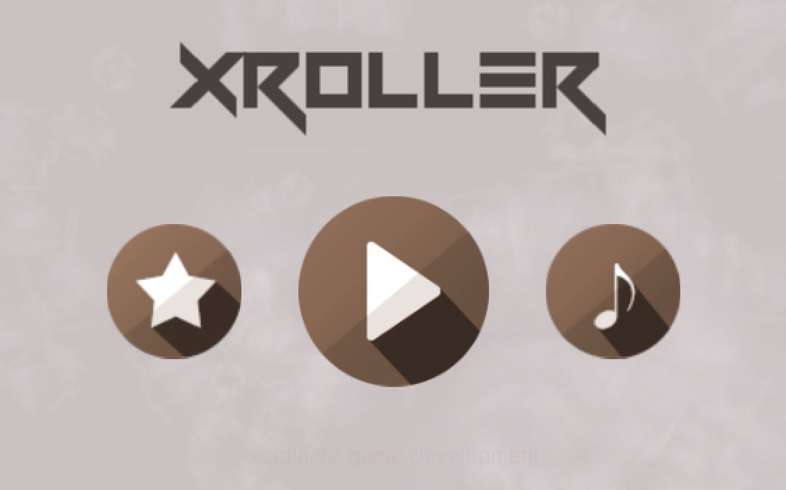 xRoller - Unity Complete Project Screenshot 1
