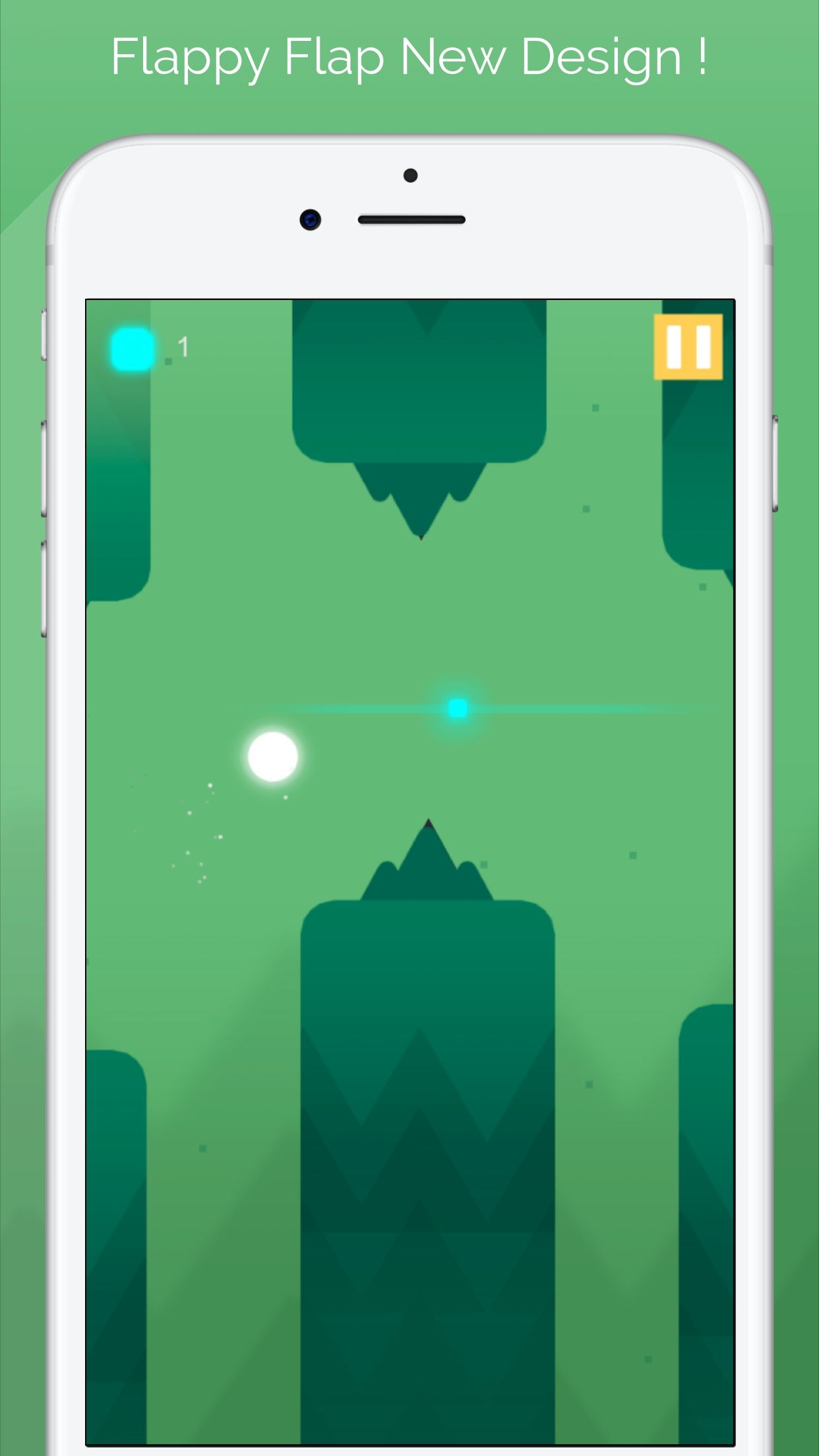 Flappy Flap - Buildbox Template Screenshot 1