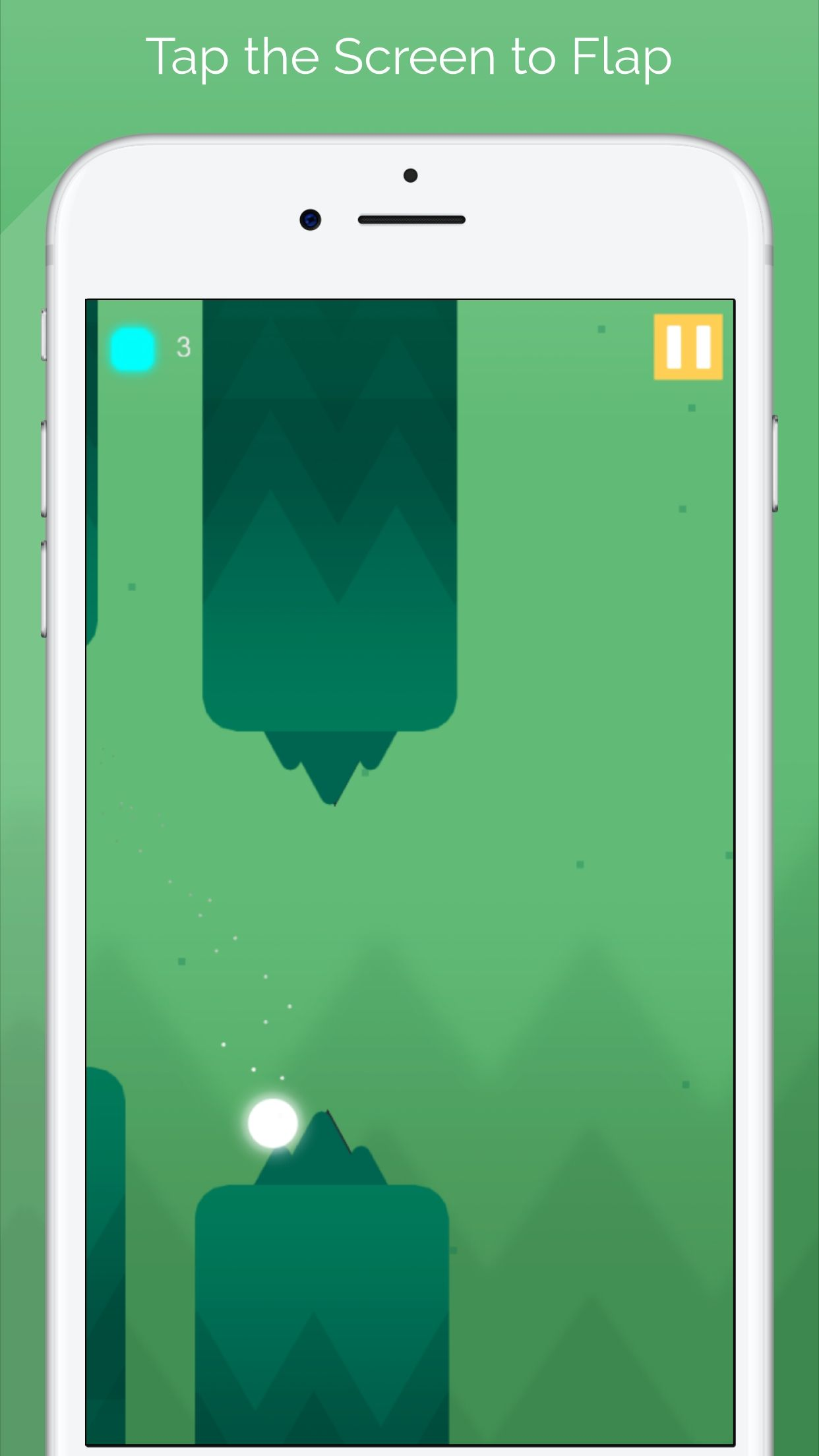 Flappy Flap - Buildbox Template Screenshot 2