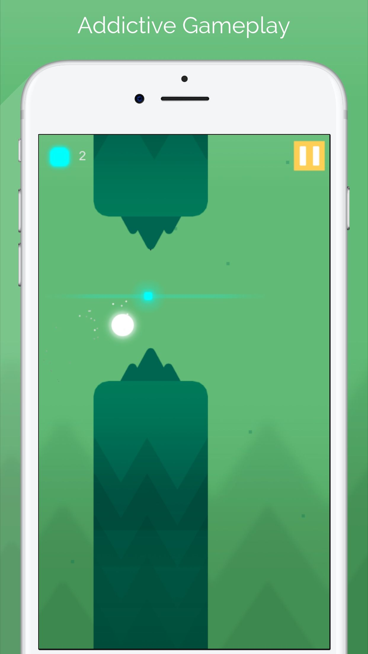 Flappy Flap - Buildbox Template Screenshot 3