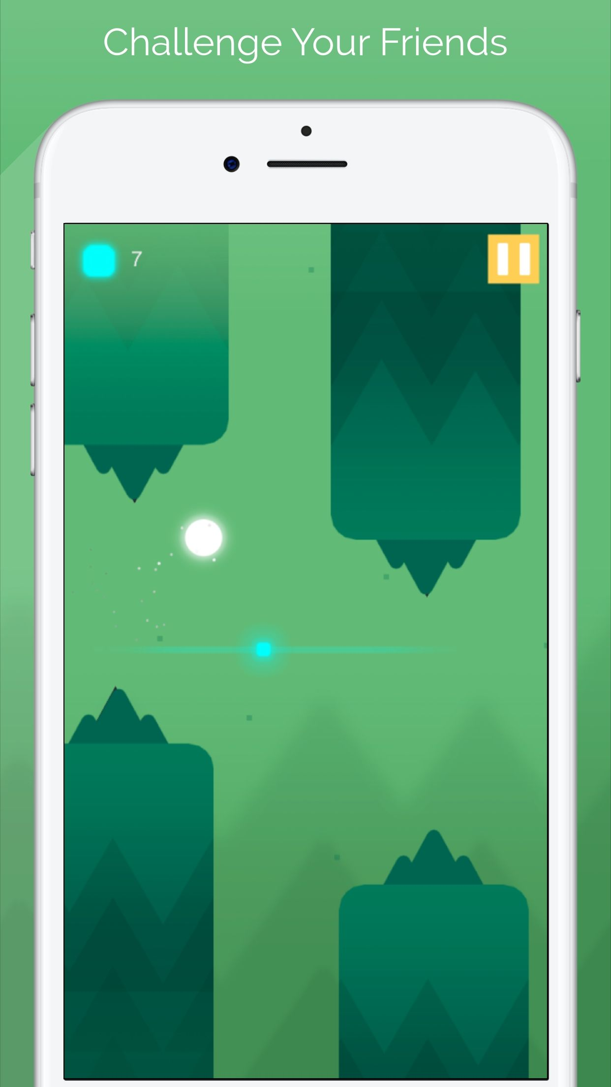 Flappy Flap - Buildbox Template Screenshot 5
