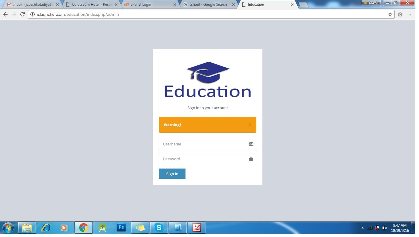 Education App - Android Source Code Screenshot 15