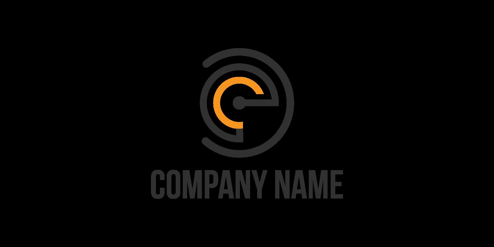 C Logo Template Screenshot 3