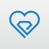 heart-diamond-logo-template