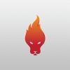 lion-fire-logo-template