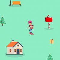 Mountain Skating – Buildbox Template