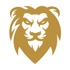 brave-lion-logo-template