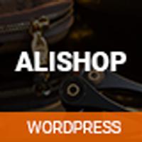 AliShop - Responsive WooCommerce Theme