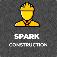 Spark Construction - WordPress Construction Theme