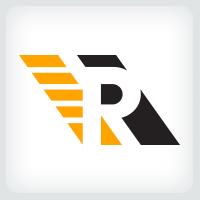 Letter r logo letter logo templates codester letter r logo thecheapjerseys Images