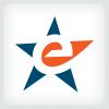 letter-e-star-logo