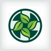 leaves-cross-medical-logo