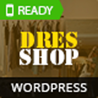 DresShop - Clean Fashion WooCommerce Theme