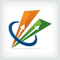 Leveraging Arrow Logo