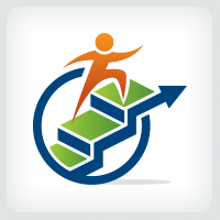 People Step Up Logo