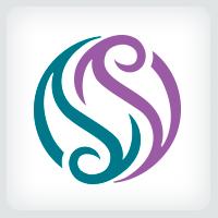 Stylized Letter S Logo