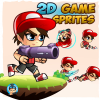 2d-game-character-sprites