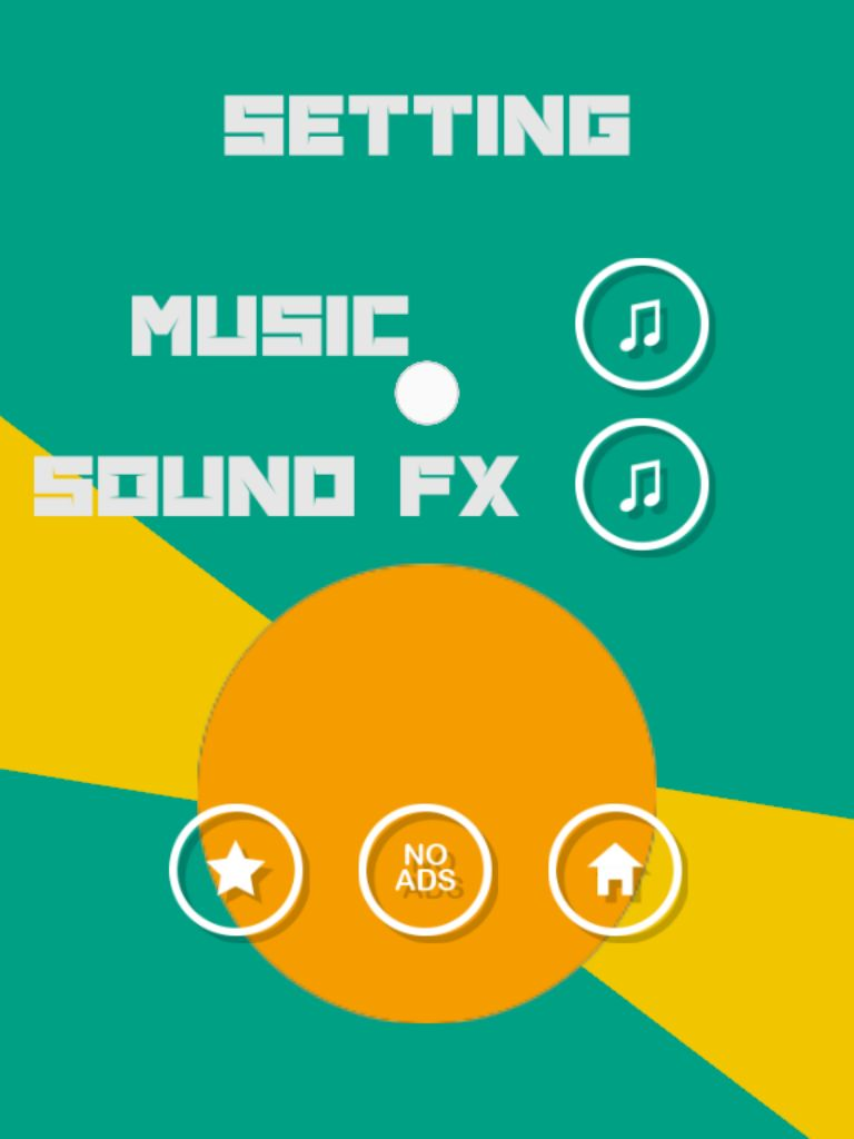 Jump Arround Buildbox Game Template Screenshot 15