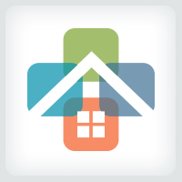 Home Space - Real Estate Logo
